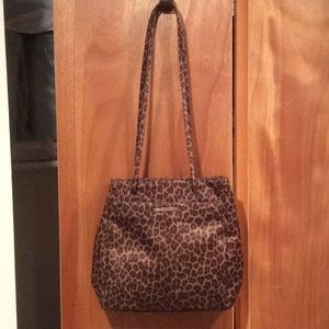 90s cheetah Nine West purse
